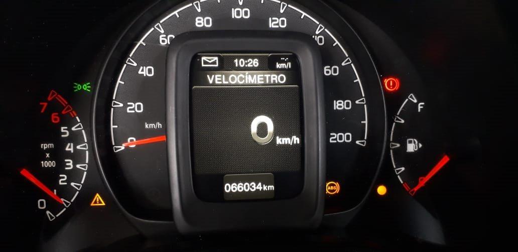 Fiat Uno Attractive 1.0 2015