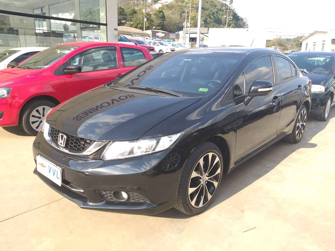 HONDA CIVIC SEDAN LXR 2.0 2015