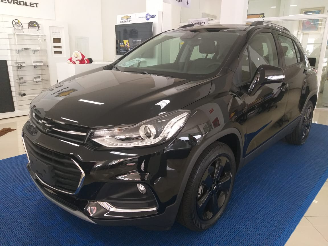 CHEVROLET TRACKER MIDNIGHT 1.4 TURBO 2019