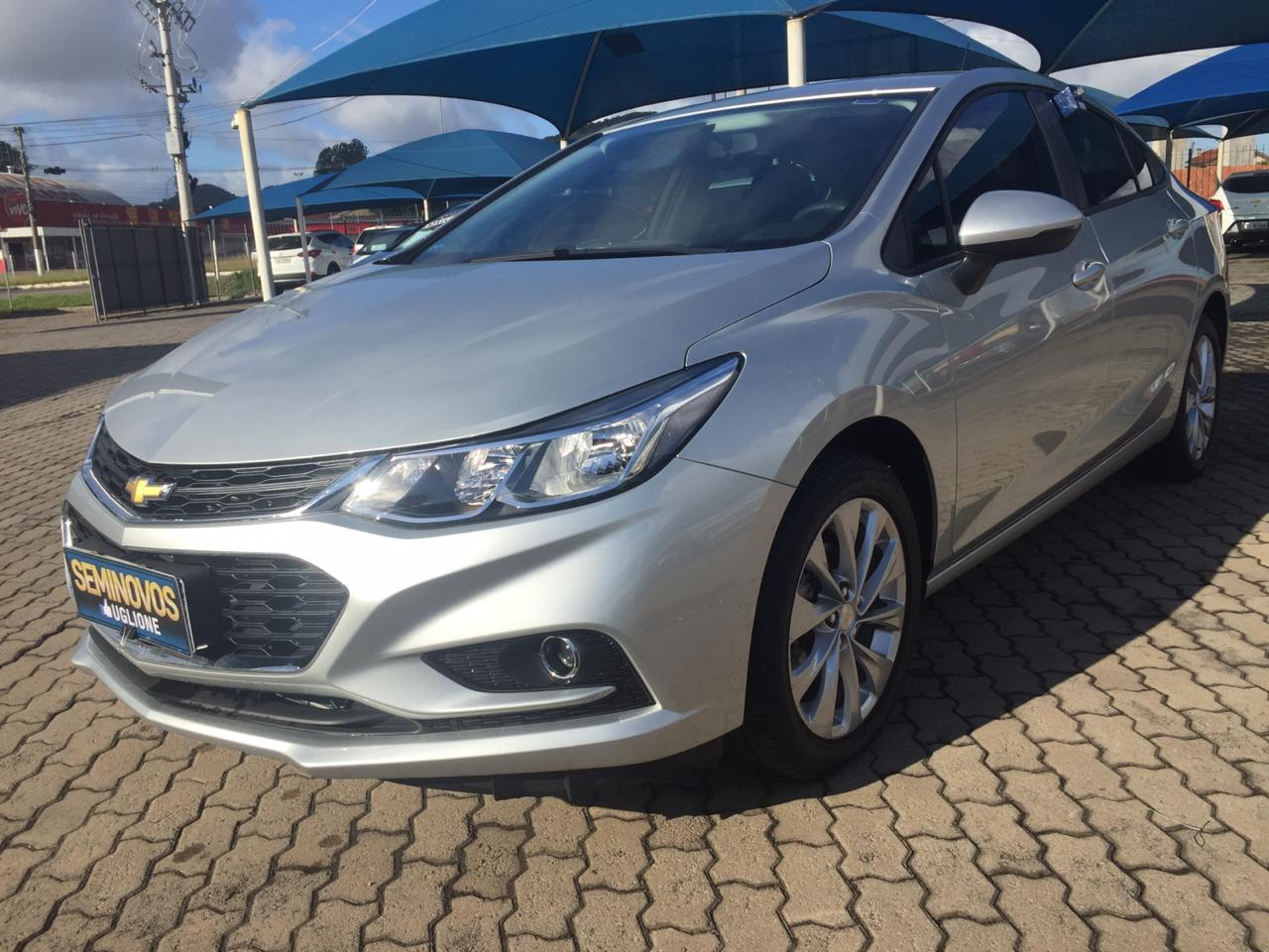 CHEVROLET CRUZE LT TURBO 1.4 2018