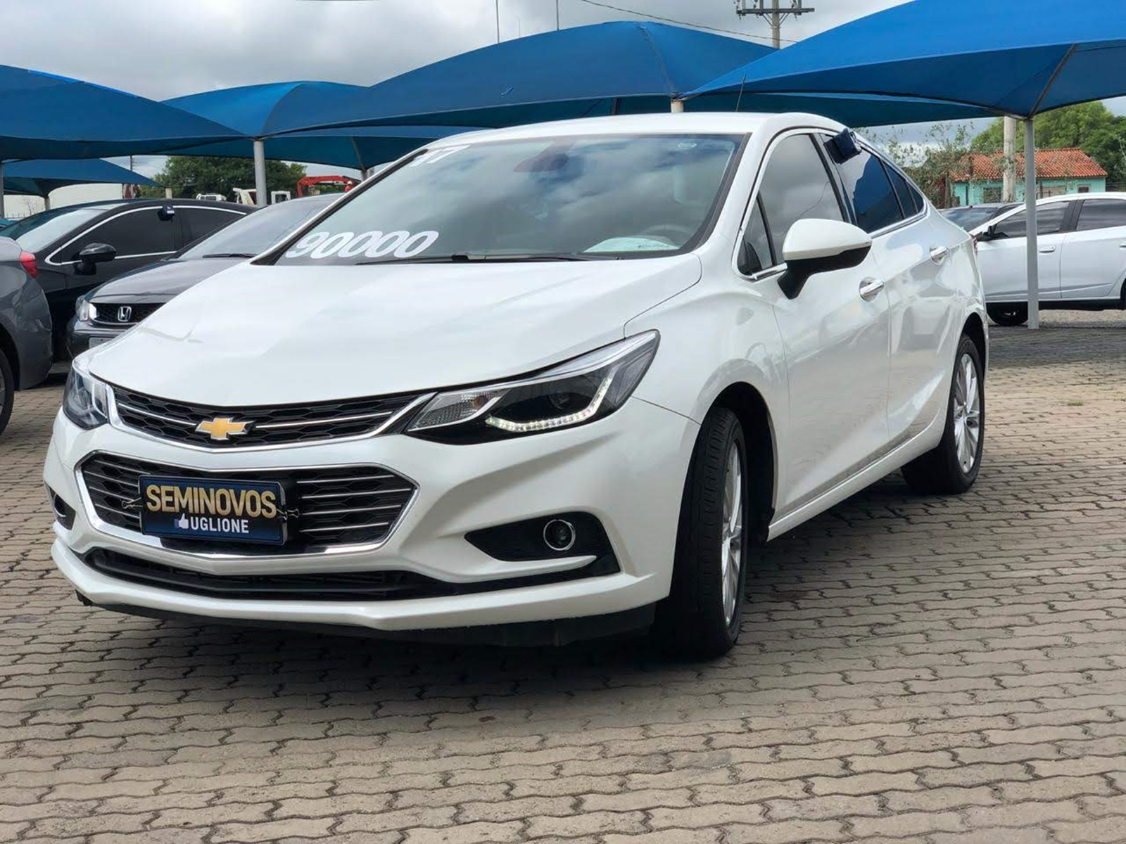 CHEVROLET CRUZE LTZ TURBO . 1.4 2017