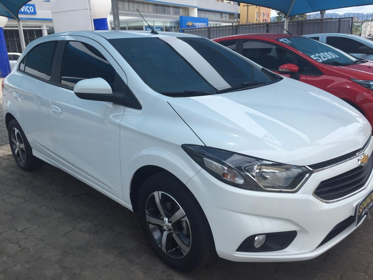 CHEVROLET ONIX HATCH LTZ 1.4 2018