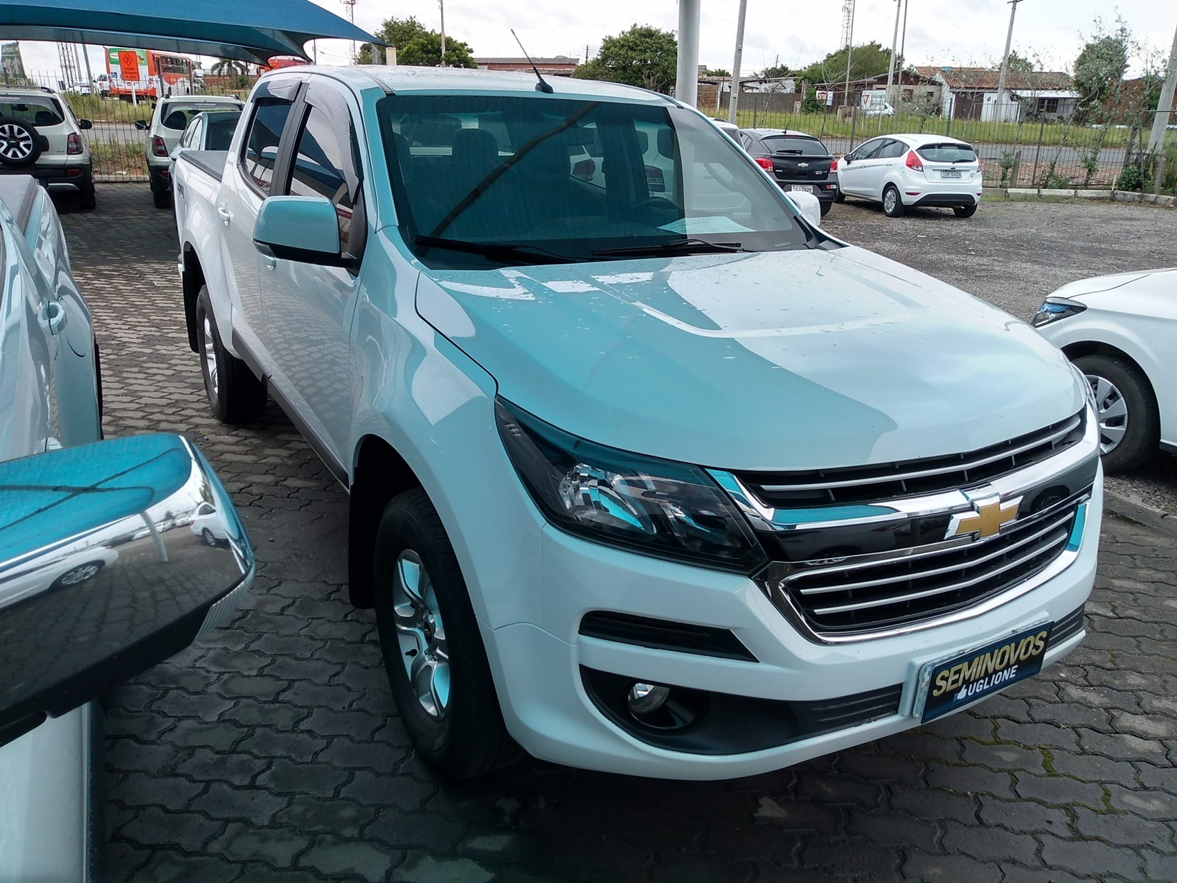 CHEVROLET S10 LT 4X4 CD . 2.8 2016