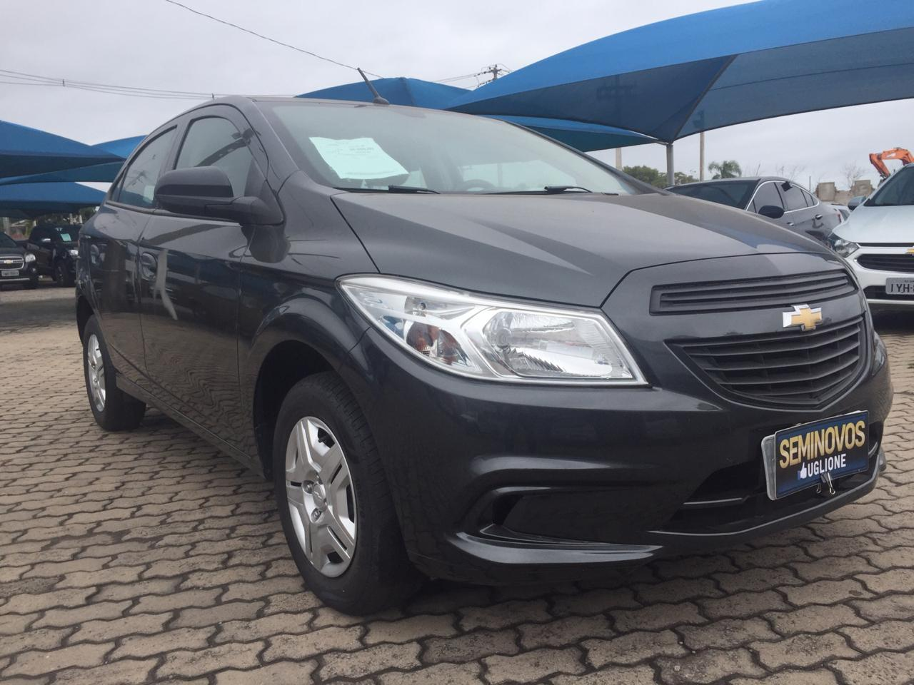 CHEVROLET ONIX HATCH LT 1.0 2016
