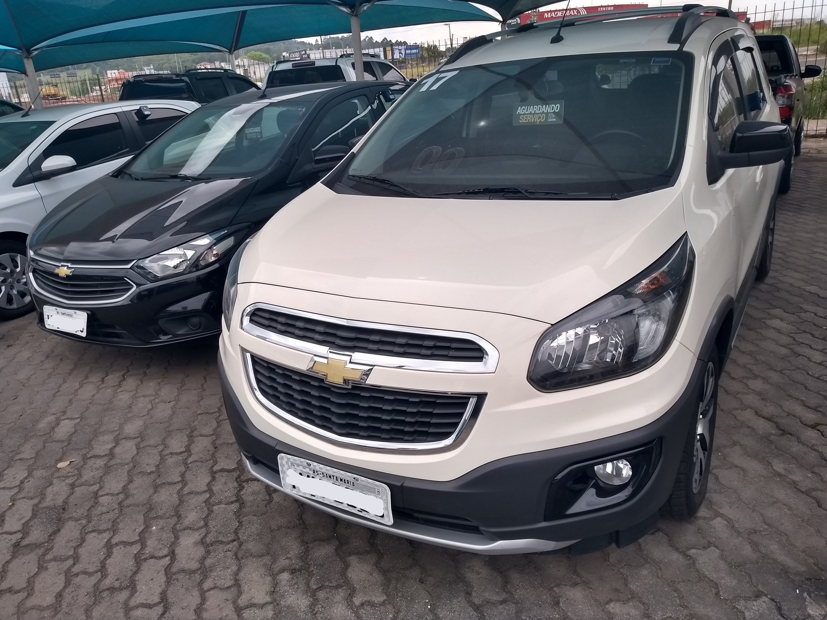 CHEVROLET SPIN ACTIVE 1.8 2017