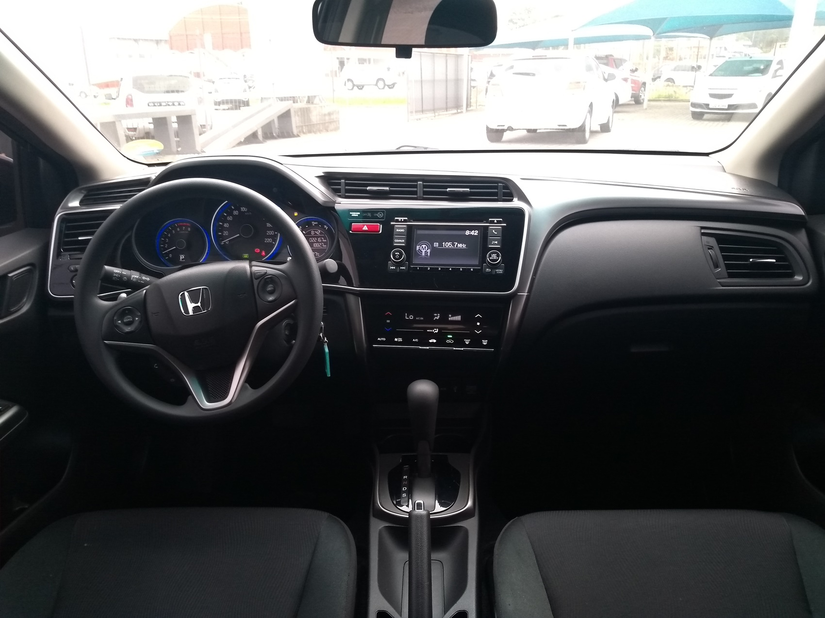 HONDA CITY EX CVT . 1.5 2015