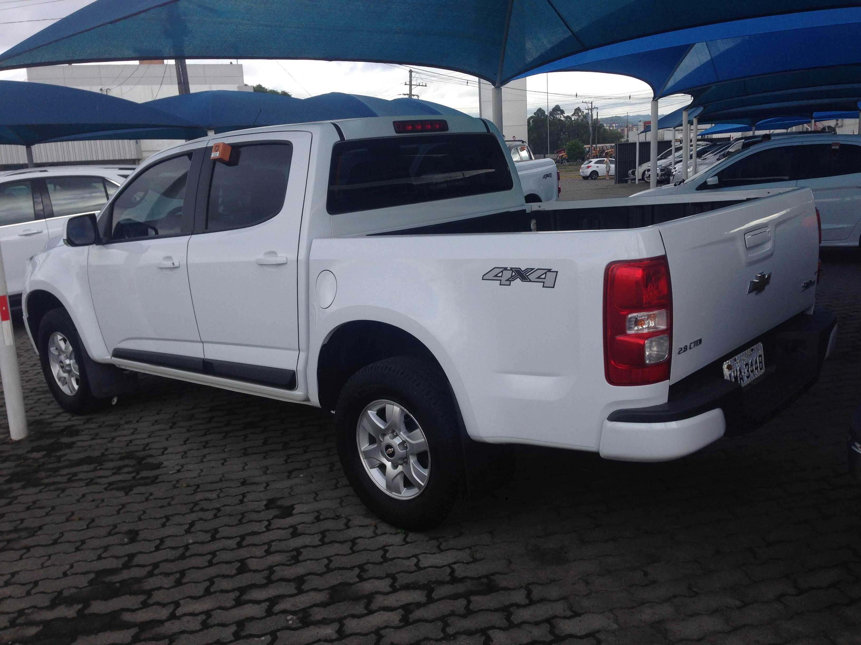 CHEVROLET S10 CAB DUPL 2.8 2014