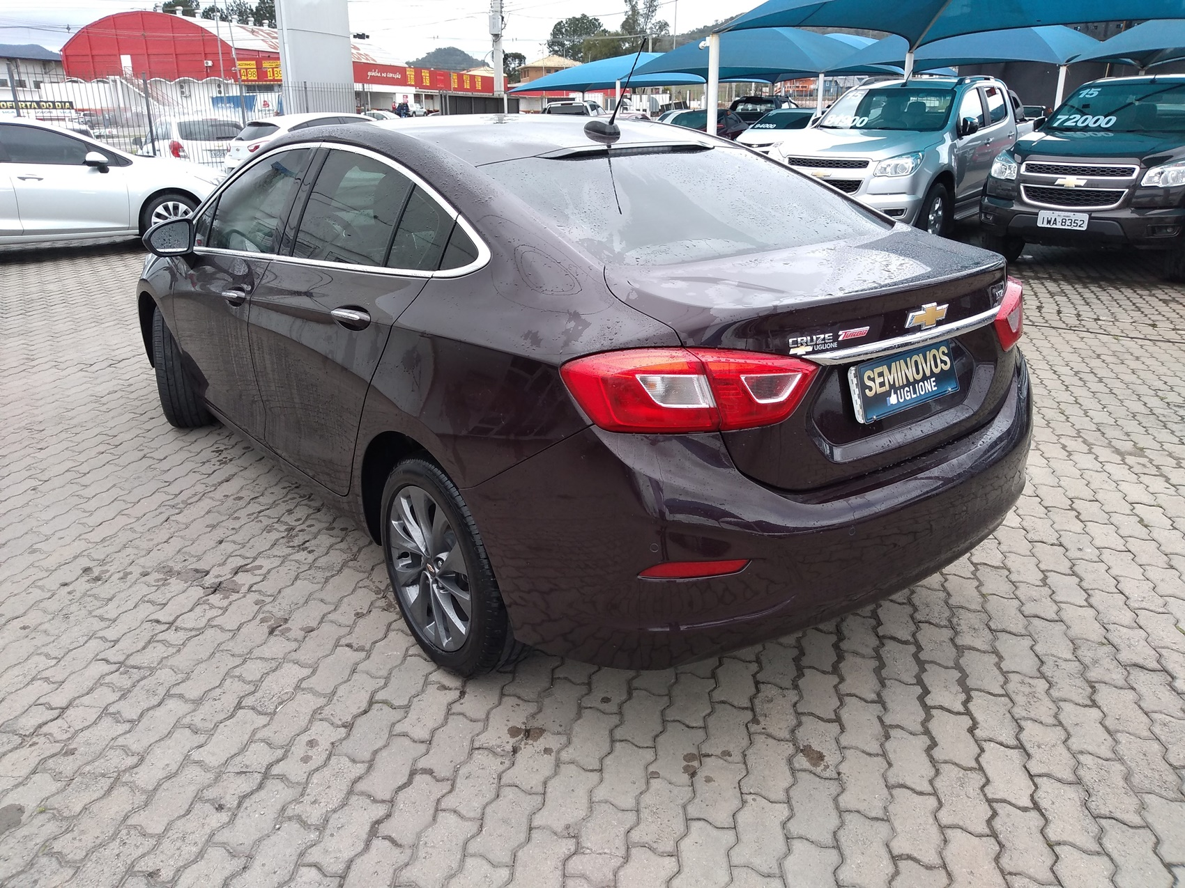 CHEVROLET CRUZE LTZ TURBO 1.4 2016