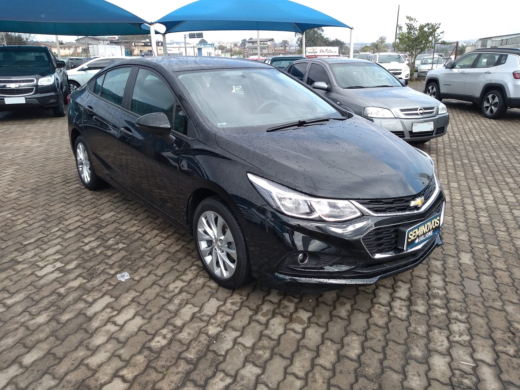 CHEVROLET CRUZE LT TURBO . 1.4 2017