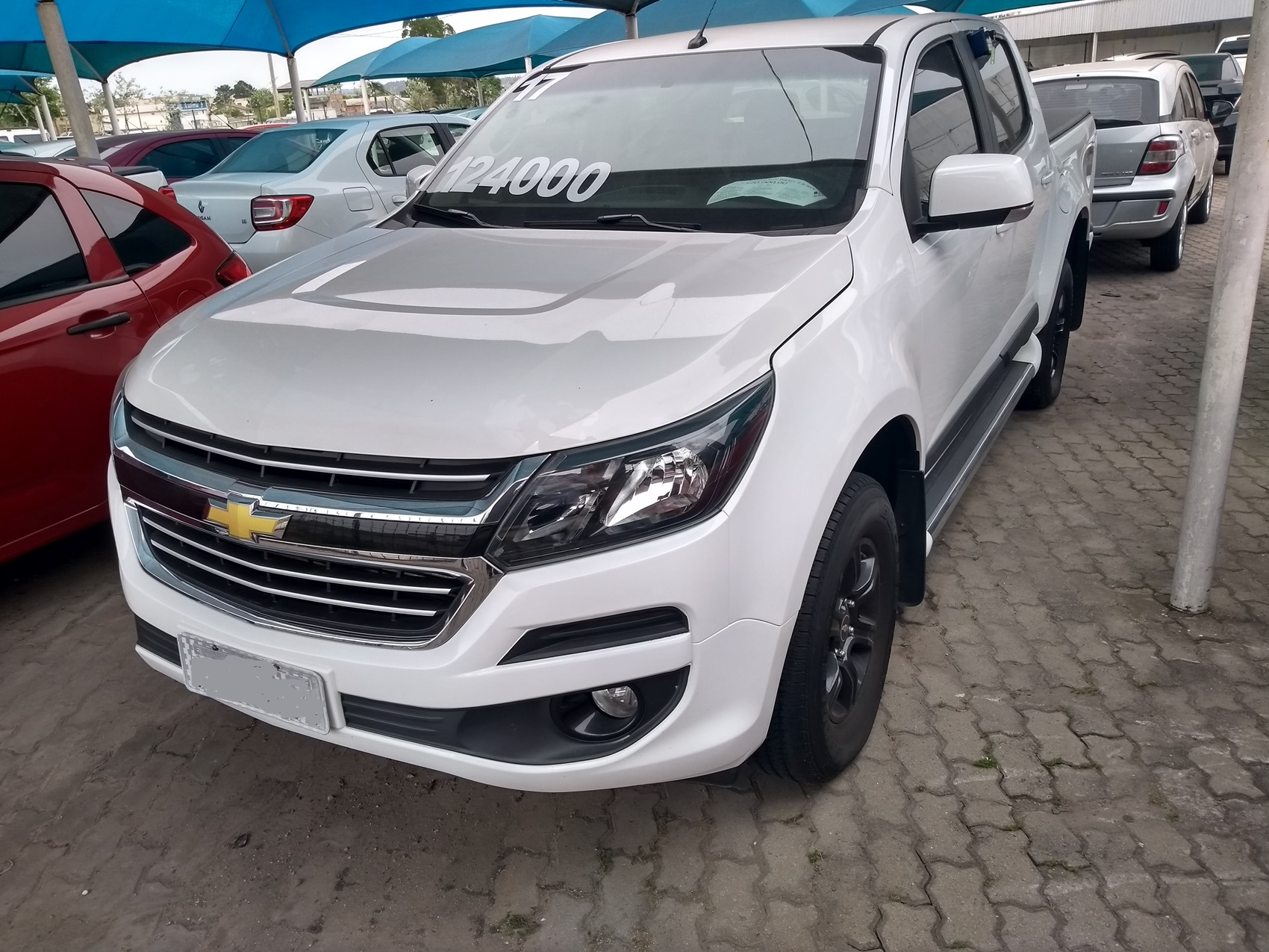 CHEVROLET S10 LT 4X4 CD . 2.8 2017