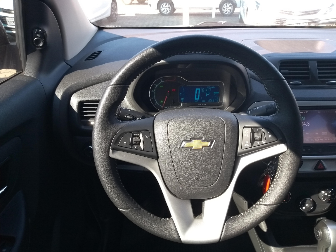 CHEVROLET SPIN ACTIVE . 1.8 2017