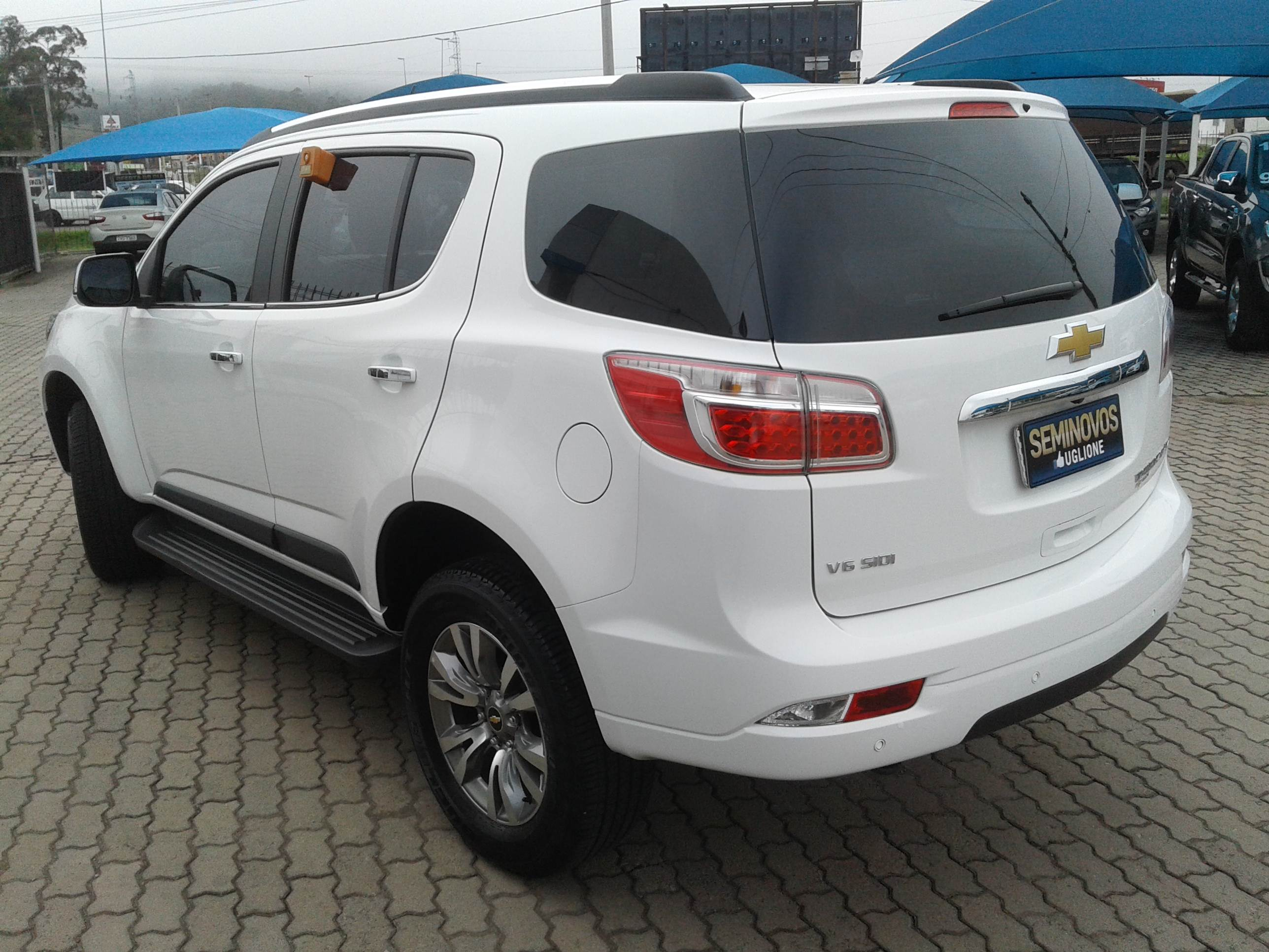 CHEVROLET TRAILBLAZER 3.6 2016