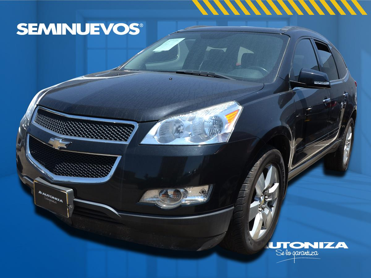 2011 CHEVROLET TRAVERSE 3.6L AT AWD PASAJEROS 3.6L