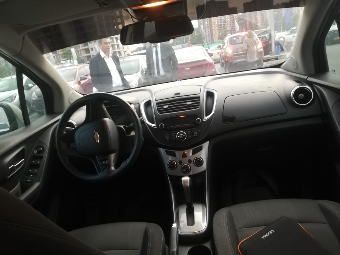 2014 CHEVROLET TRACKER FWD LT AT PASAJEROS 1,8