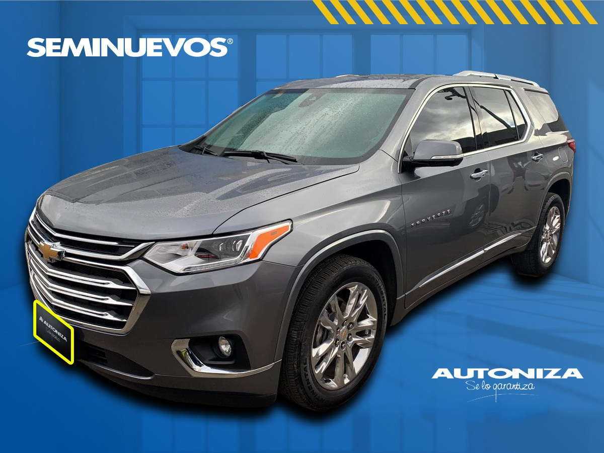 2020 CHEVROLET TRAVERSE HIGH COUNTRY PASAJEROS 3.6L