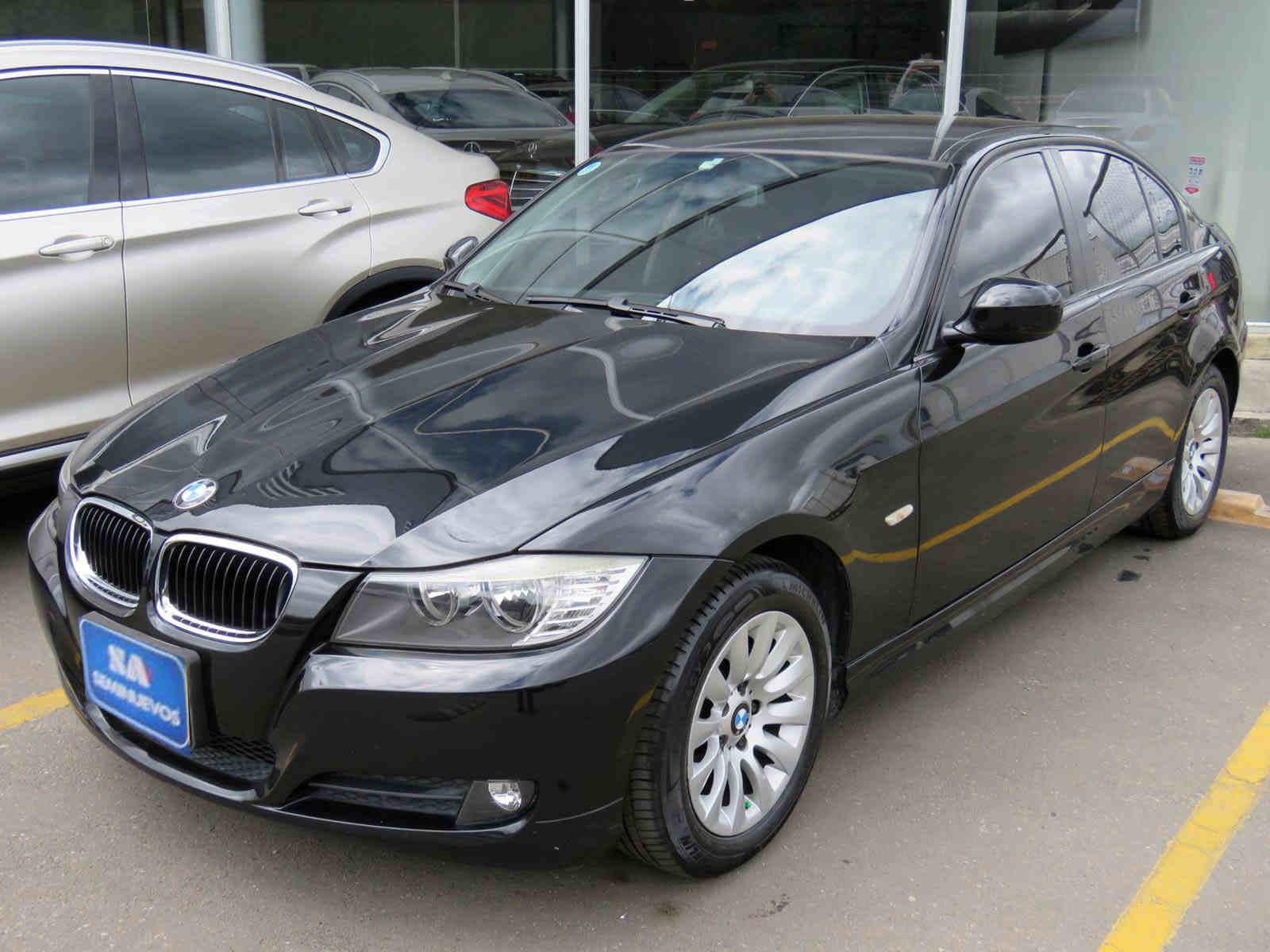 2010 BMW BMW 316I PASAJEROS 1.6L