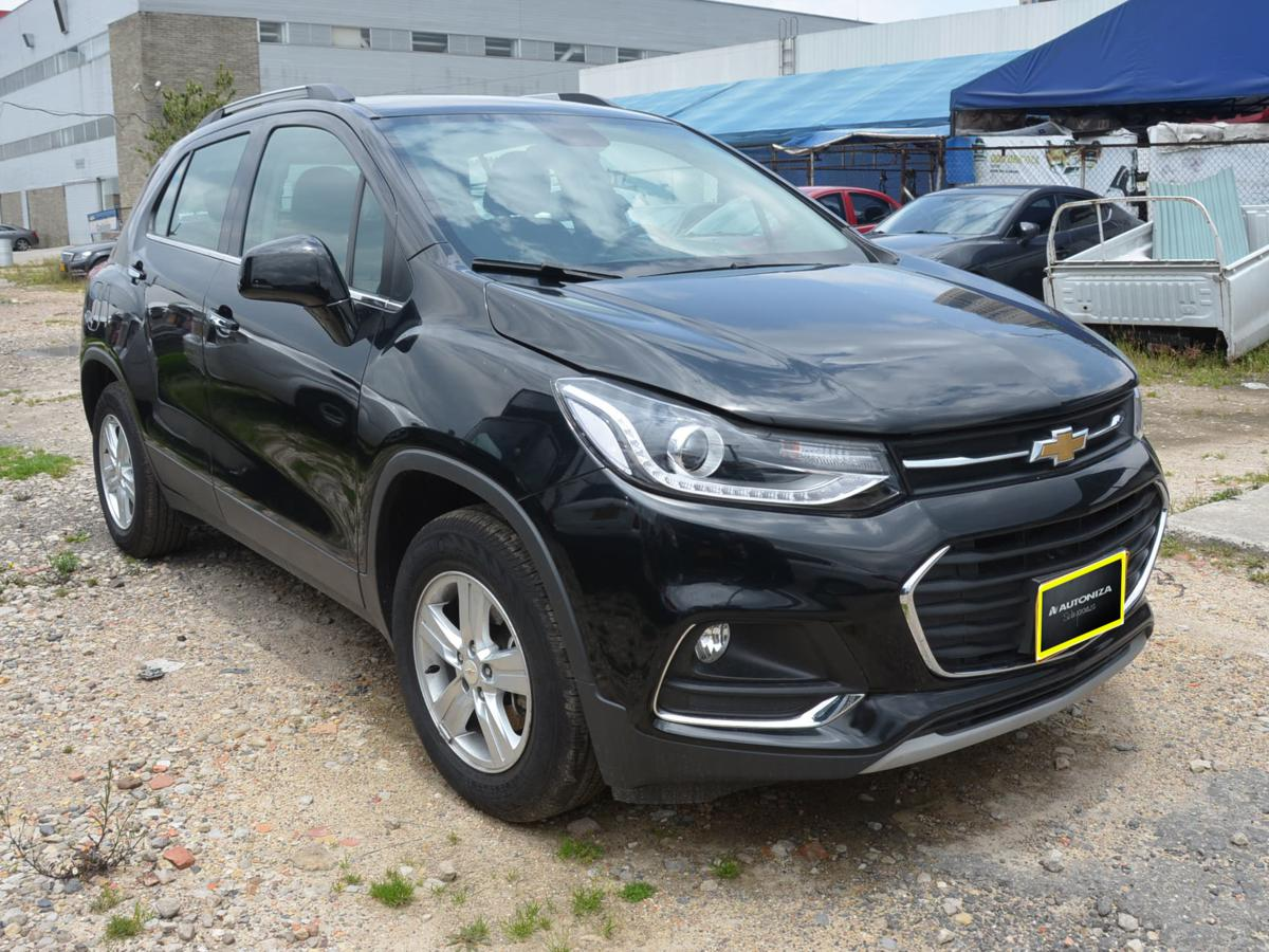 2018 CHEVROLET TRACKER LT AT PASAJEROS 1.8L