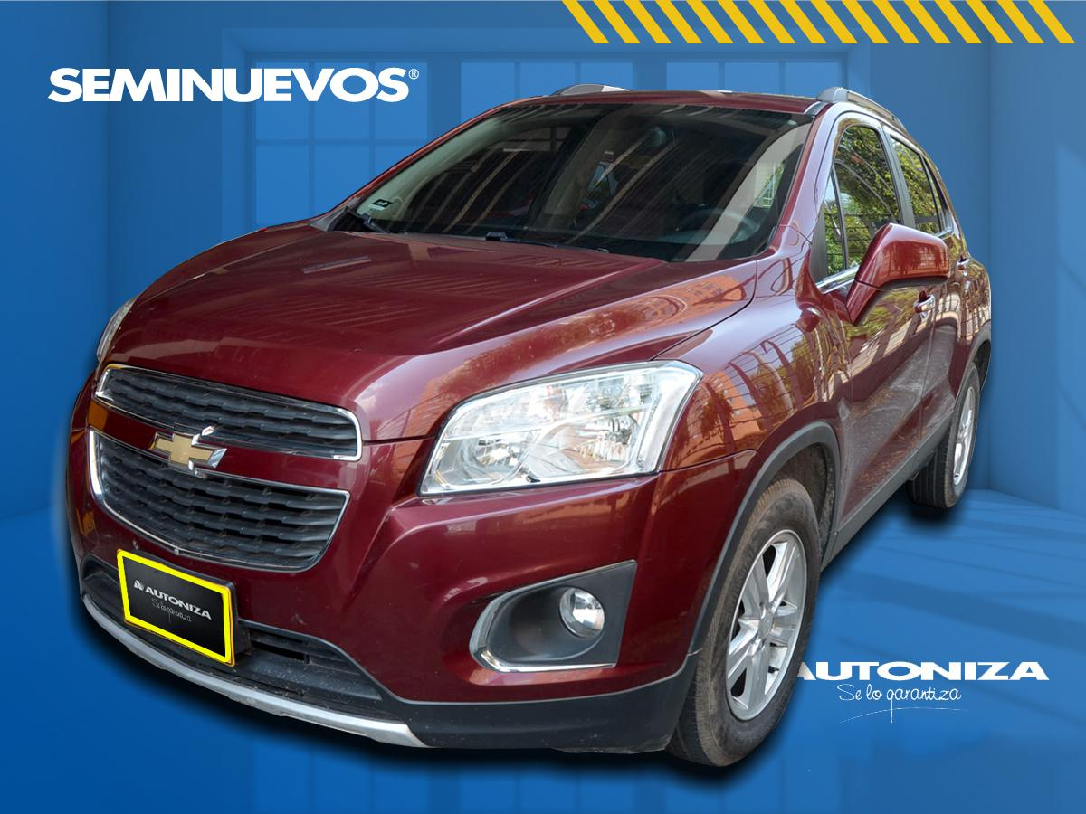 2016 CHEVROLET TRACKER LT AT PASAJEROS 1.8L