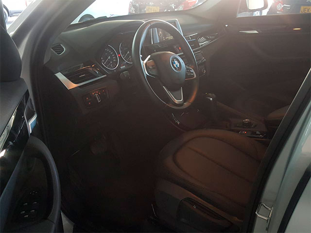 2017 BMW X1 SDRIVE20I PASAJEROS 2.0L
