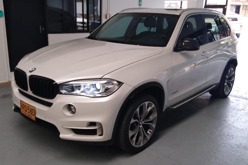 2016 BMW BMW X5 XDRIVE351 PASAJEROS 4000