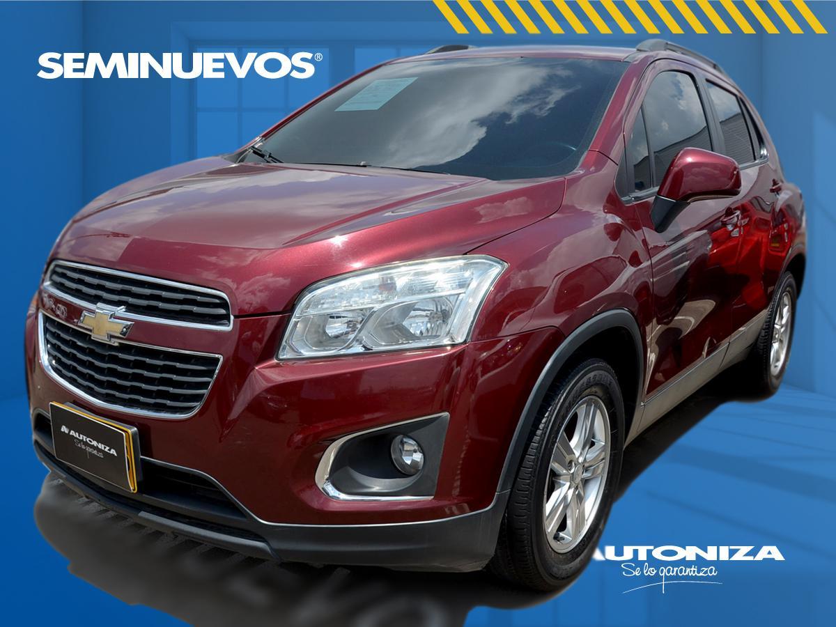 2014 CHEVROLET TRACKER LS PASAJEROS 1.8L