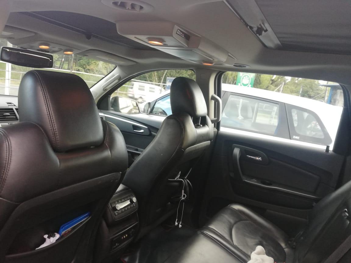 2012 CHEVROLET TRAVERSE 3.6L AT AWD PASAJEROS 3,6