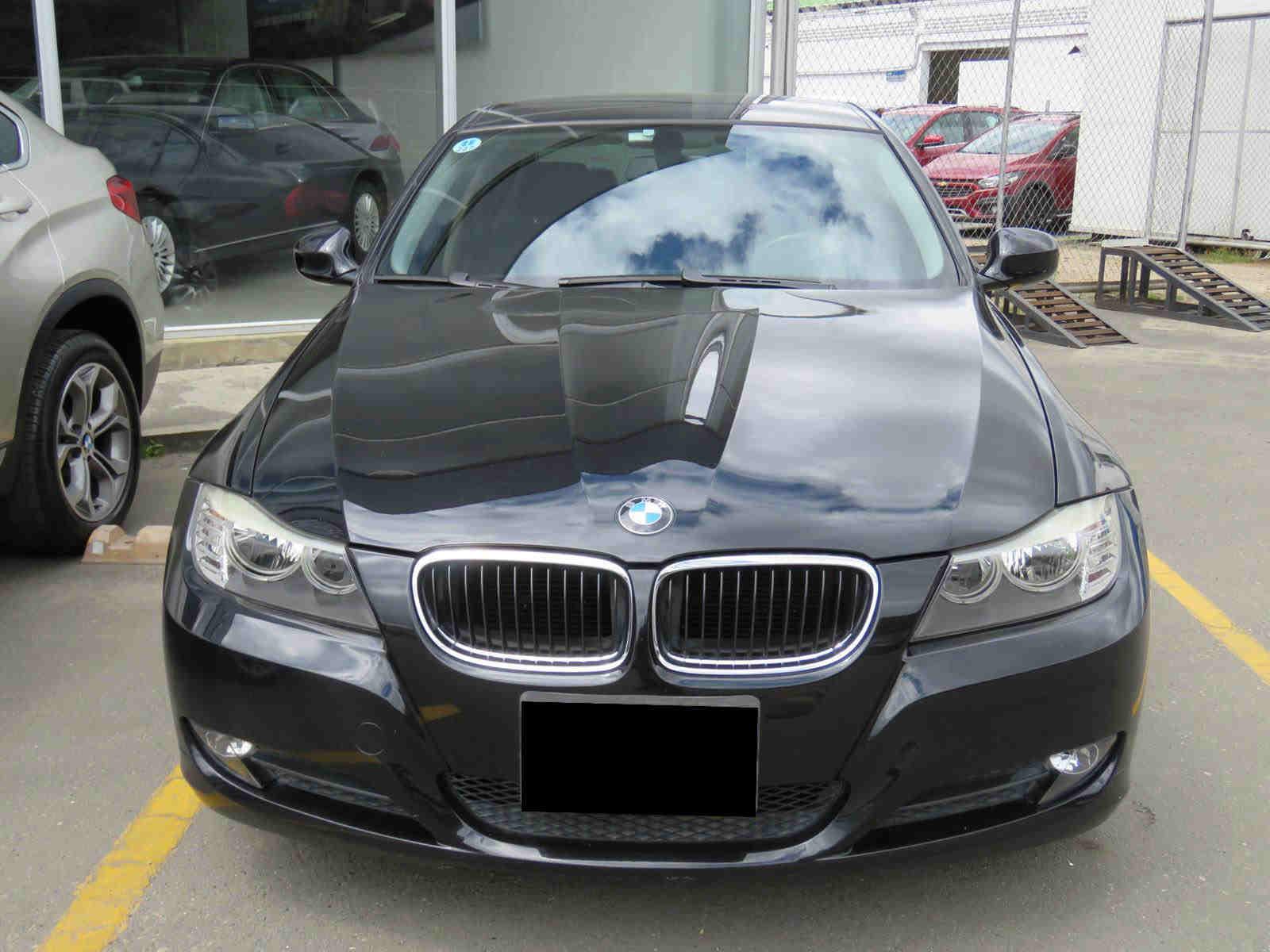 2010 BMW BMW 316I PASAJEROS 1.6