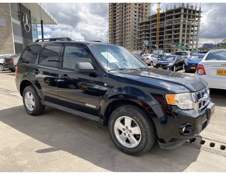 2008 FORD FORD ESCAPE XLT PASAJEROS 4L