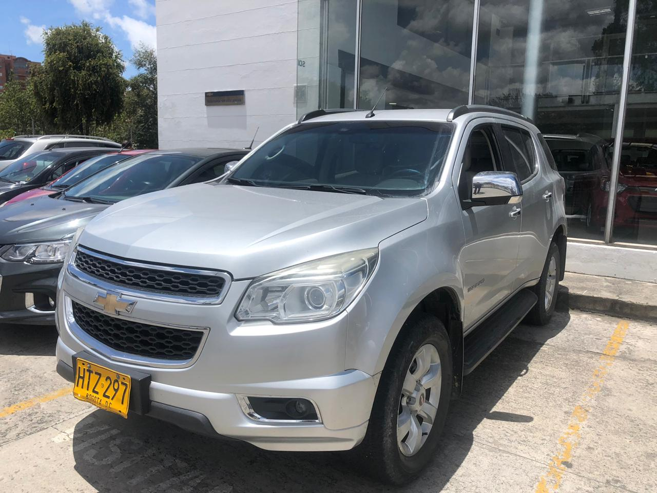 2013 CHEVROLET TRAILBLAZER E4 AT LTZ PASAJEROS 2.8L