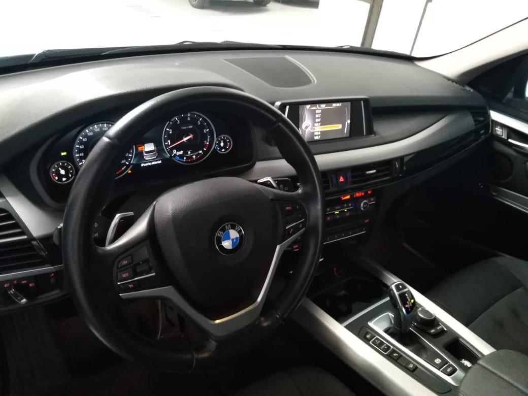 2016 BMW X5 XDRIVE351 PASAJEROS 3.5L