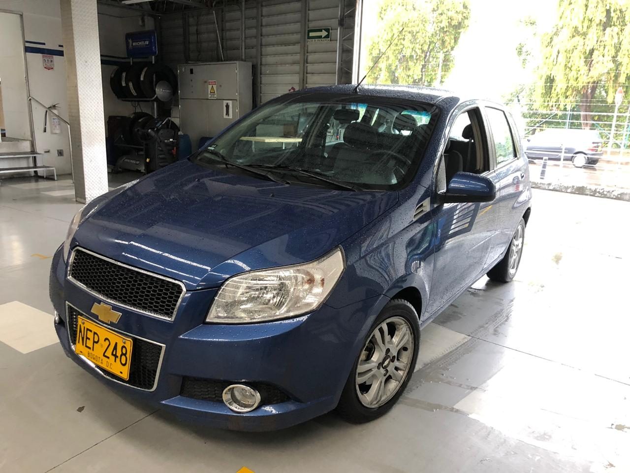 2013 CHEVROLET AVEO EMOTION GT 1.6L FULL PASAJEROS 1,6