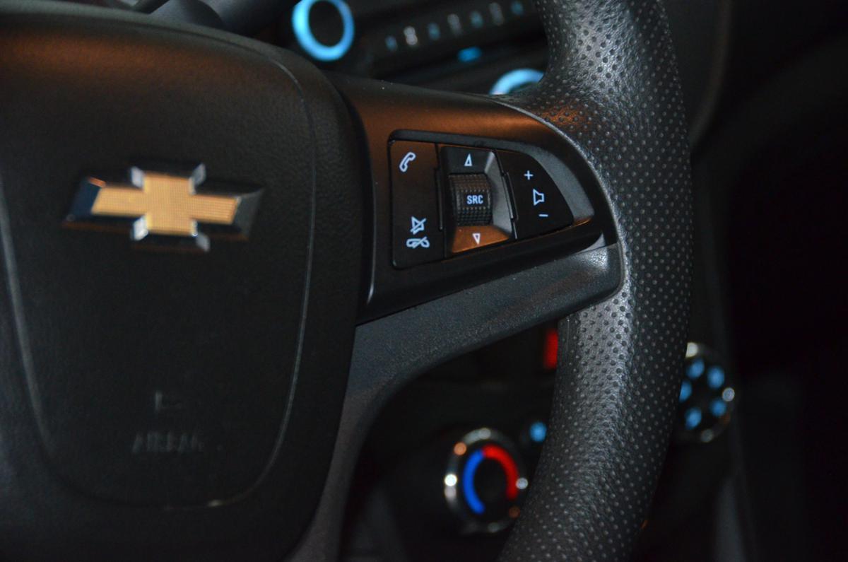 2016 CHEVROLET TRACKER FWD LS MT PASAJEROS 1.8L