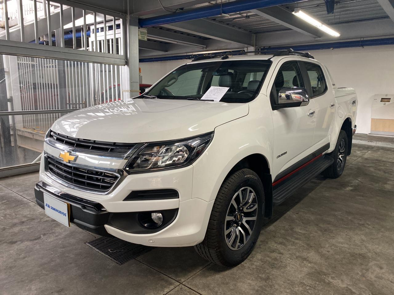2019 CHEVROLET COLORADO HIGH COUNTRY PASAJEROS 2.8L