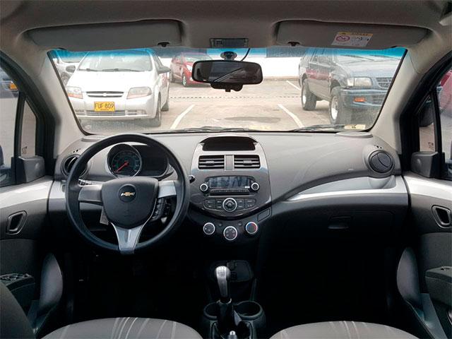 2017 CHEVROLET SPARK GT PASAJEROS 1.2L