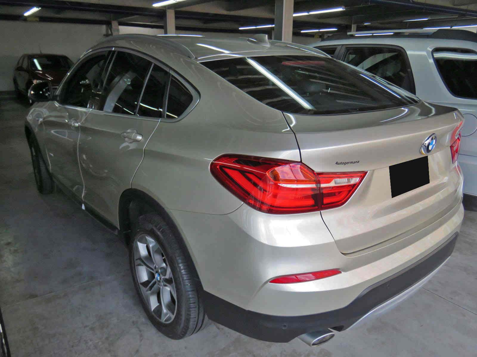 2017 BMW BMW X4 XDRIVE20D PASAJEROS 2.0L