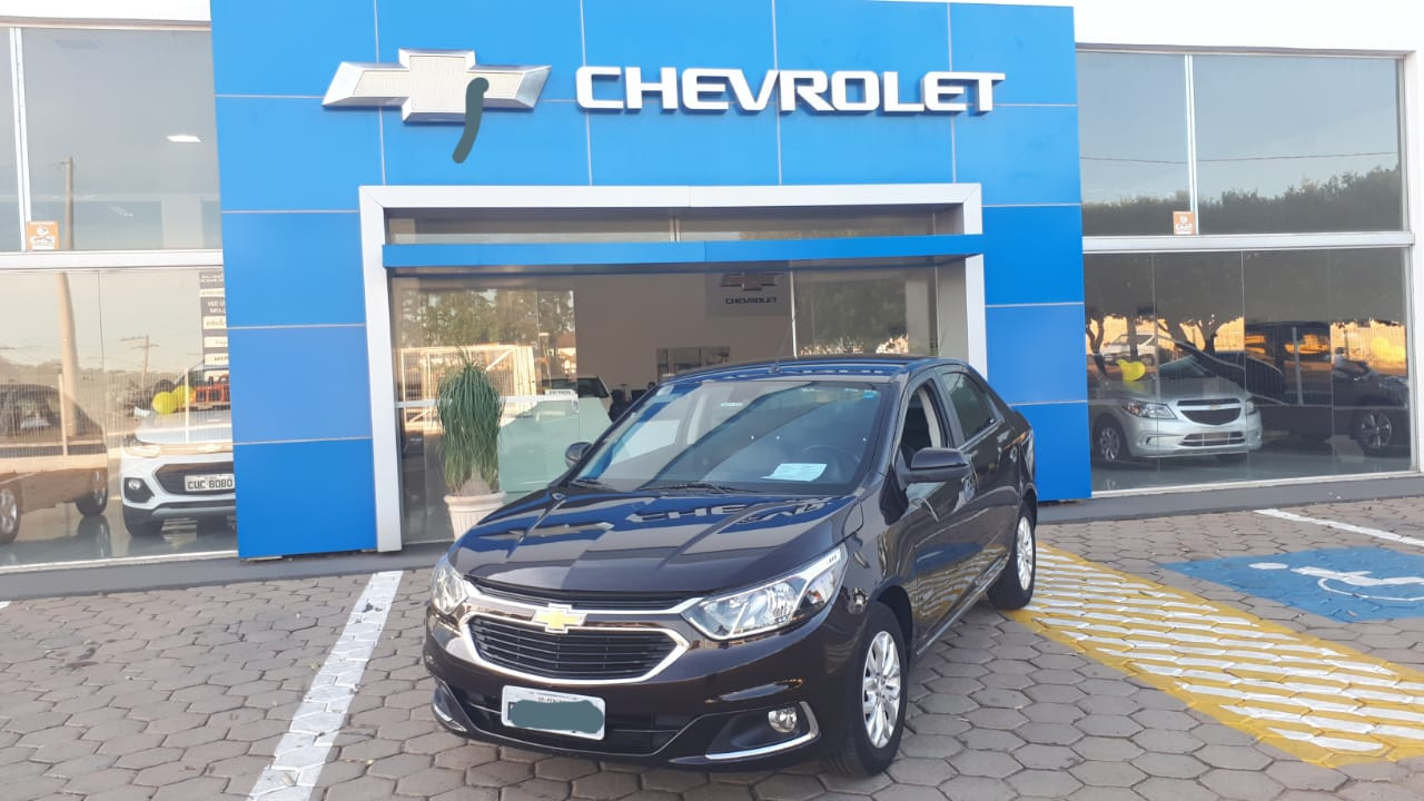 CHEVROLET COBALT ELITE 1.8L 2017