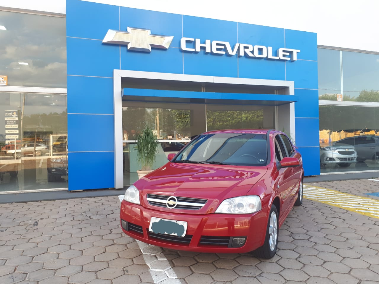 CHEVROLET ASTRA HB ADVANTAGE 2.0L 2009