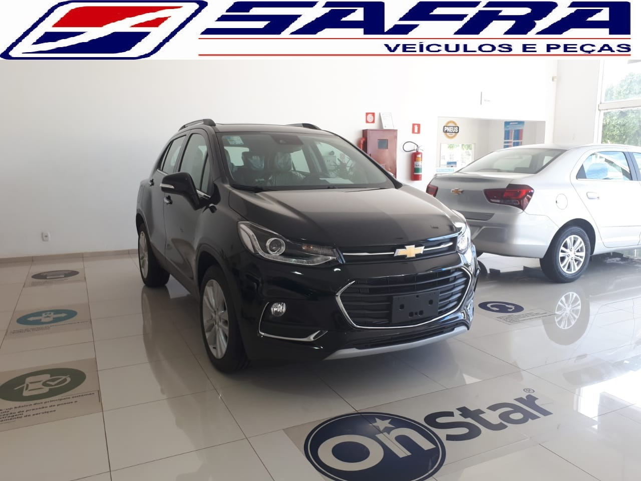 CHEVROLET TRACKER PREMIER 1.4L TURBO 2018