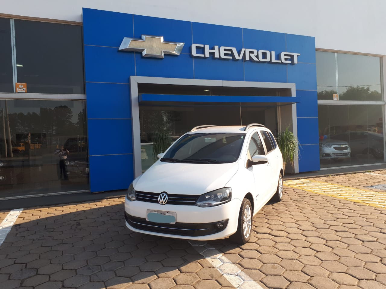VW SPACEFOX TREND GII 1.6L 2014