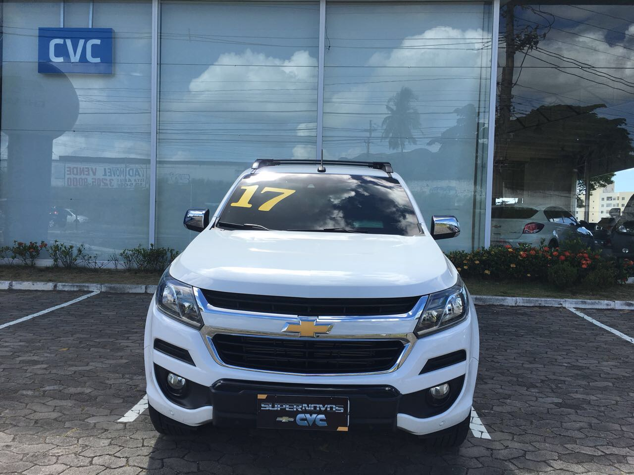 Chevrolet S10 HIGH COUNTRY 4X4 2.8 2017