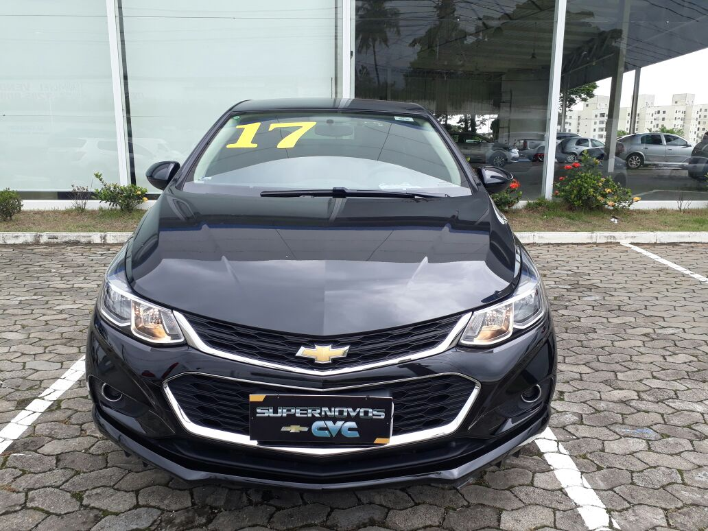 Chevrolet CRUZE LT NB AT 1.4 2017