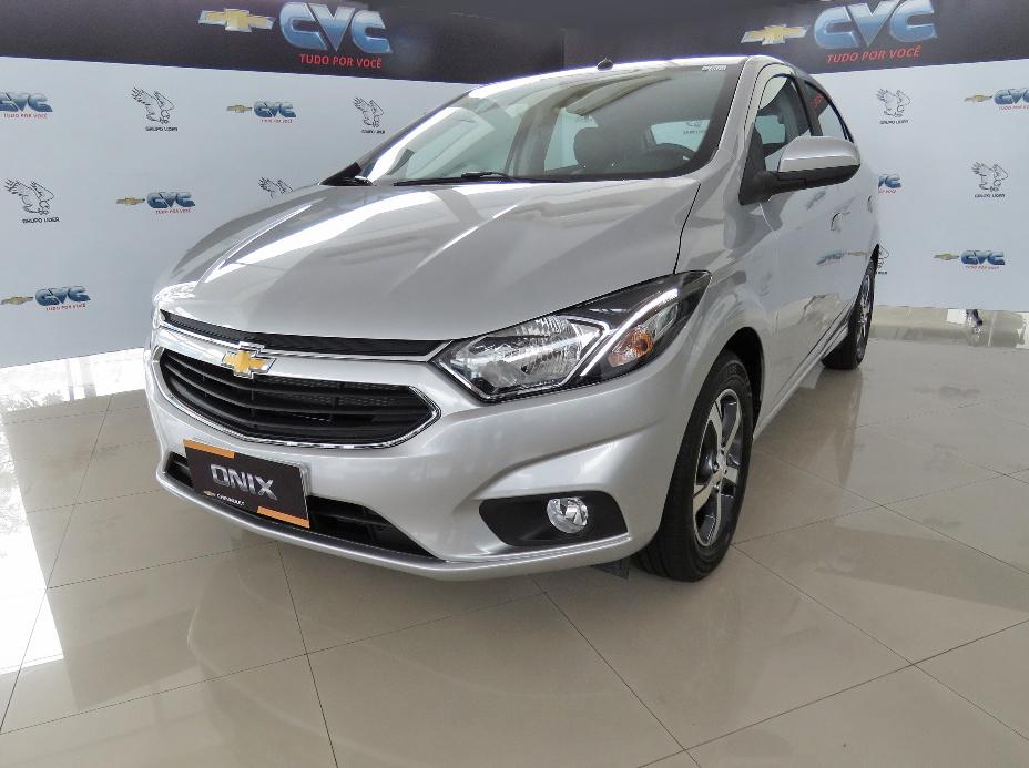 Chevrolet ONIX LTZ 1.4 2018
