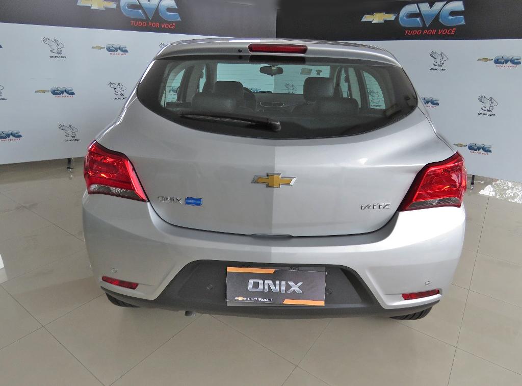 Chevrolet ONIX LTZ FLEX 1.4 2018