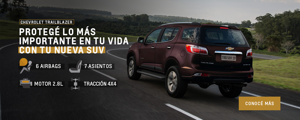 Chevrolet Trailblazer en Thaun Chevrolet