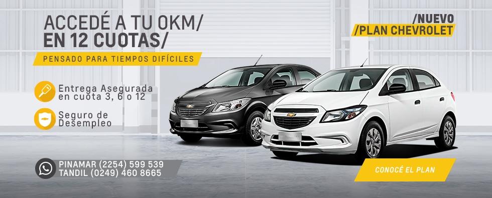 Plan de Ahorro Chevrolet en Thaun