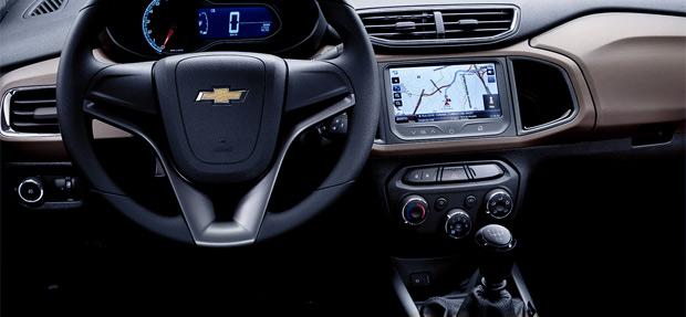 Acessórios para carros Chevrolet Autoclã