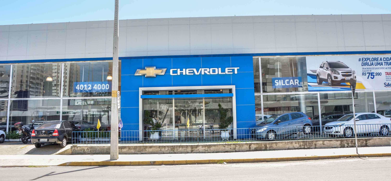Silcar Chevrolet - Fortaleza - Papicu