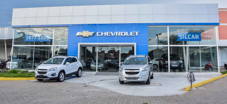 Silicar Chevrolet