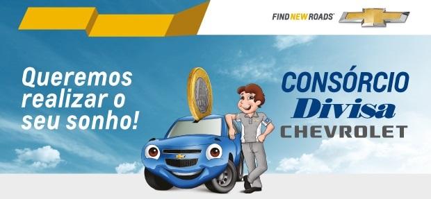 Comprar carro novo ou trocar seminovo consórcio de carros concessionária Chevrolet Divisa