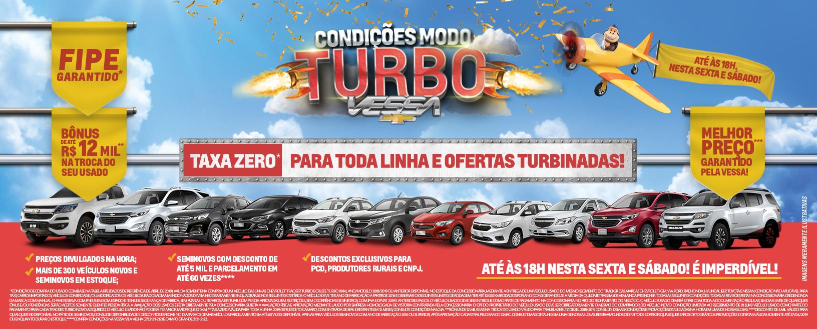 Vessa Turbo